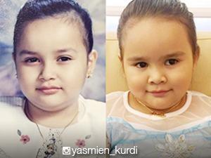Like mother, like daughter: Yasmien Kurdi and Ayesha