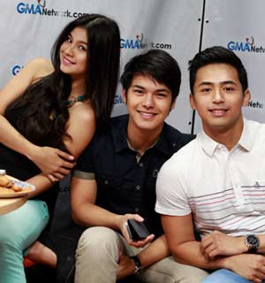 Live Chat: Kakambal ni Eliana cast, August 8, 2013