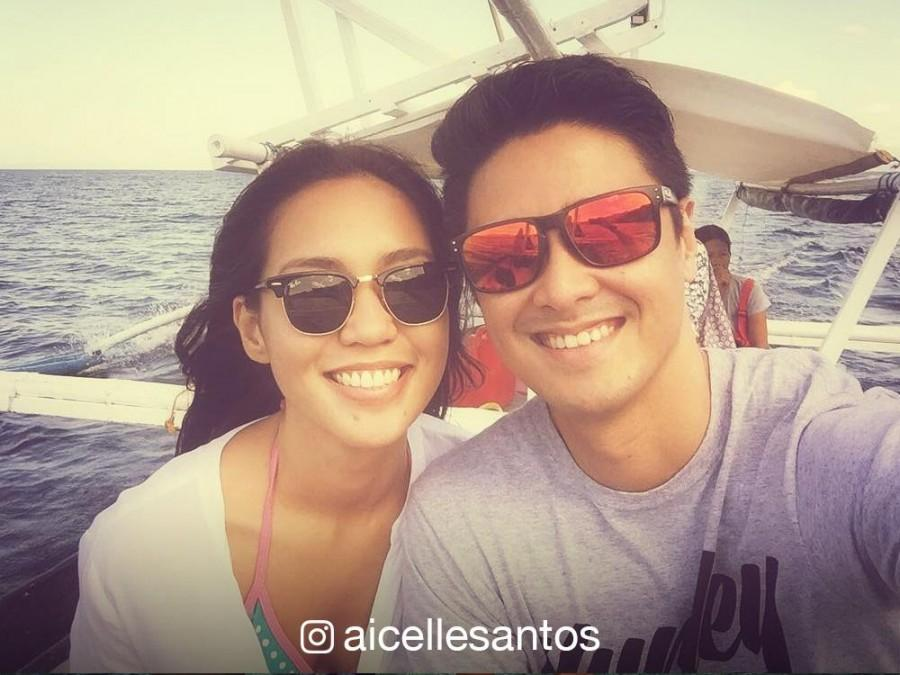 LOOK: 14 kilig photos of #AiMark you've got to see!