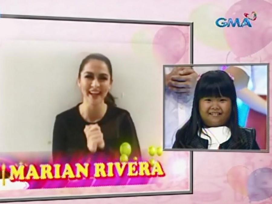 LOOK: Celebrities wish Ryzza Mae Dizon a happy birthday