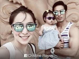 LOOK: Cristine Reyes and her family visit the Kingdom of Thailand!