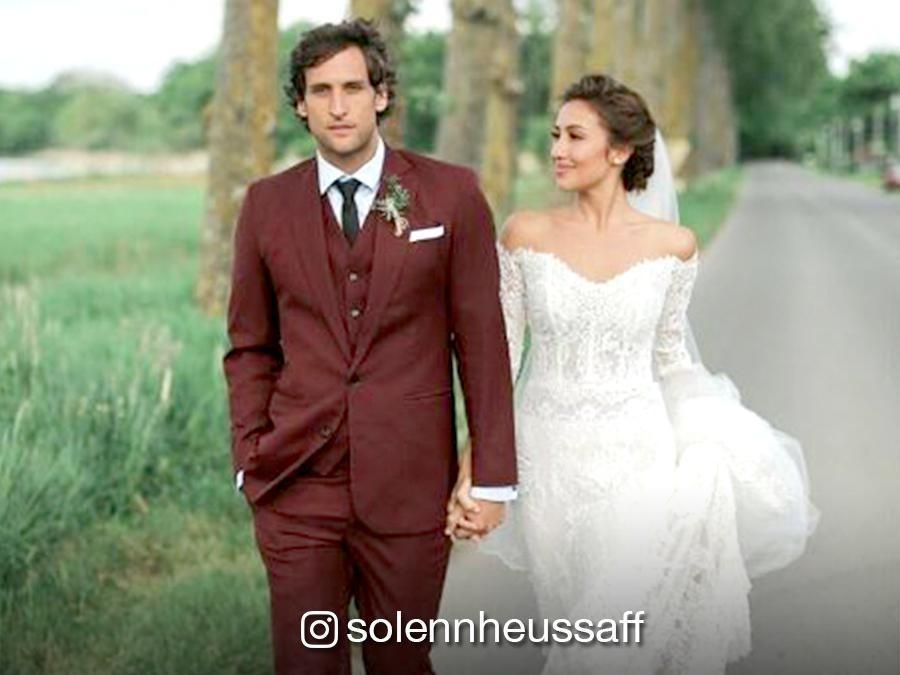 IN PHOTOS: Notable celebrity weddings