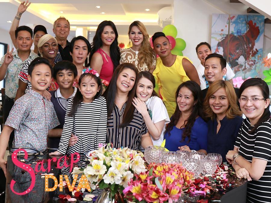 LOOK: Regine Velasquez-Alcasid's birthday special in 'Sarap Diva'