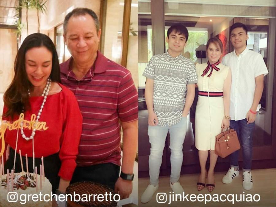 LOOK: The fabulous life of celebrities inside Forbes Park