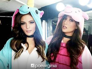 LOOK: What happened in Solenn Heussaff and Lovi Poe's first concert called 'Fantaisie'