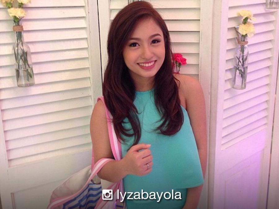 Meet Wally's daughter Lyza Bayola