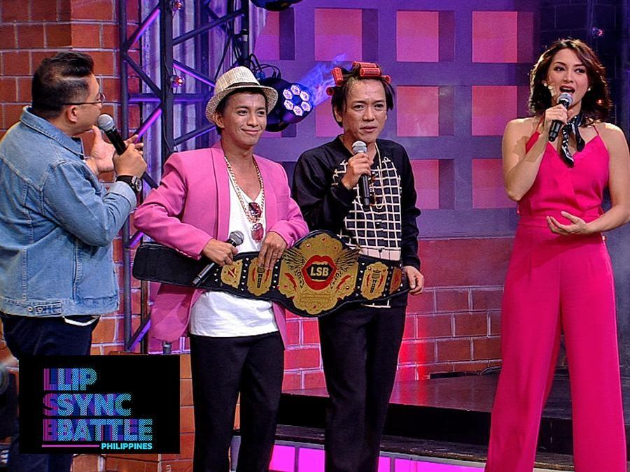 Team Boobay and Ate Gay go head-to-head with Moymoy Palaboy in 'Lip Sync Battle Philippines!'