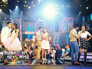 Young love madness in 'Sunday All Stars'