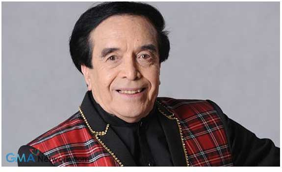Gma network pays tribute to the 'master showman'