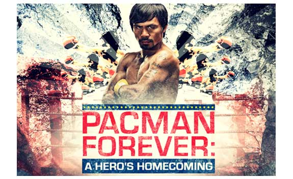 Pacman Forever: A Hero's Homecoming (GMA 7 Special)