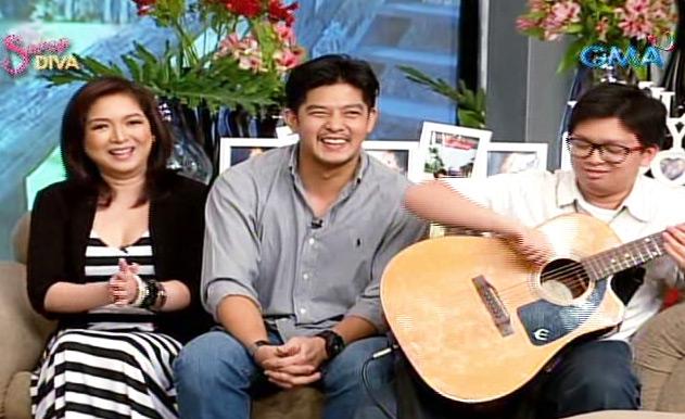 By Ann Charmaine Aquino Isa Sa May Masayang Married Life Showbiz Ay Sina Romnick Sarmenta At Harlene Bautista