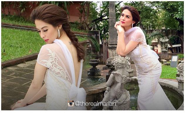 Wedding Gown Ni Marian Rivera