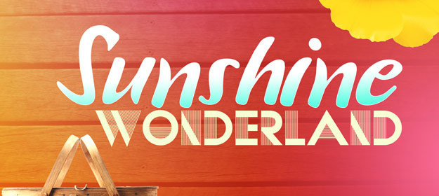 Sunshine Wonderland with Louise de los Reyes
