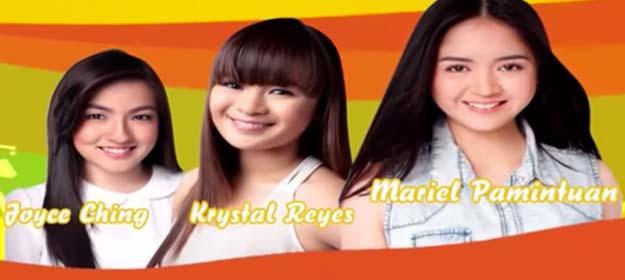 Live Chat Rewind: Kapuso Young Beauties Joyce Ching, Krystal Reyes, at Mariel Pamintuan