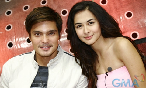 dingdong and marian relationship started