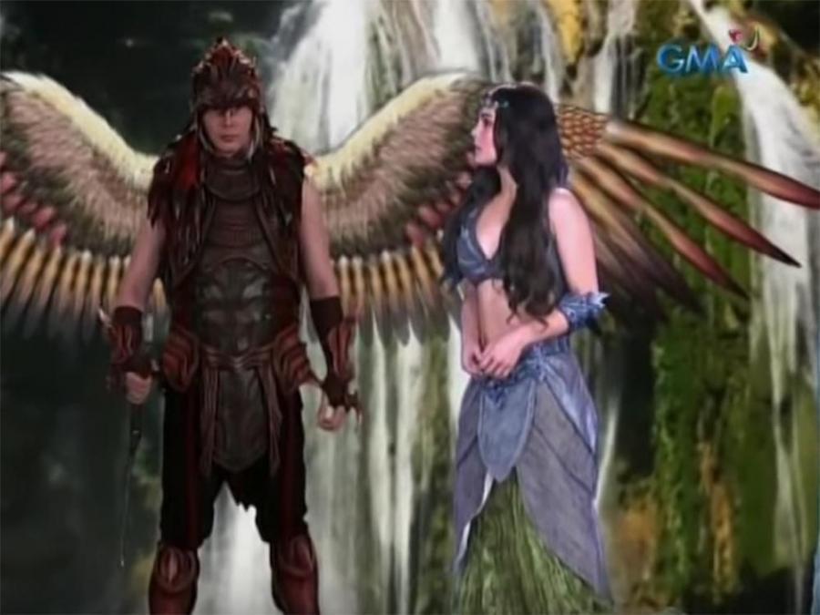 WATCH Si Lovi Poe Ay Si Magindara Mulawin VS Ravena