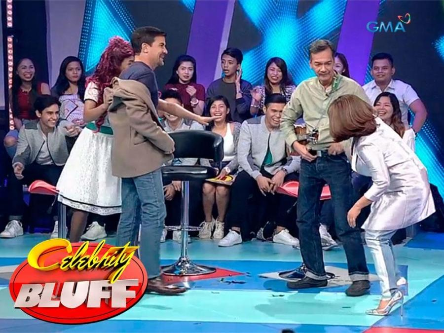 10 Best Celebrity Bluff, GMA 7 Kapuso images | Celebrities ...