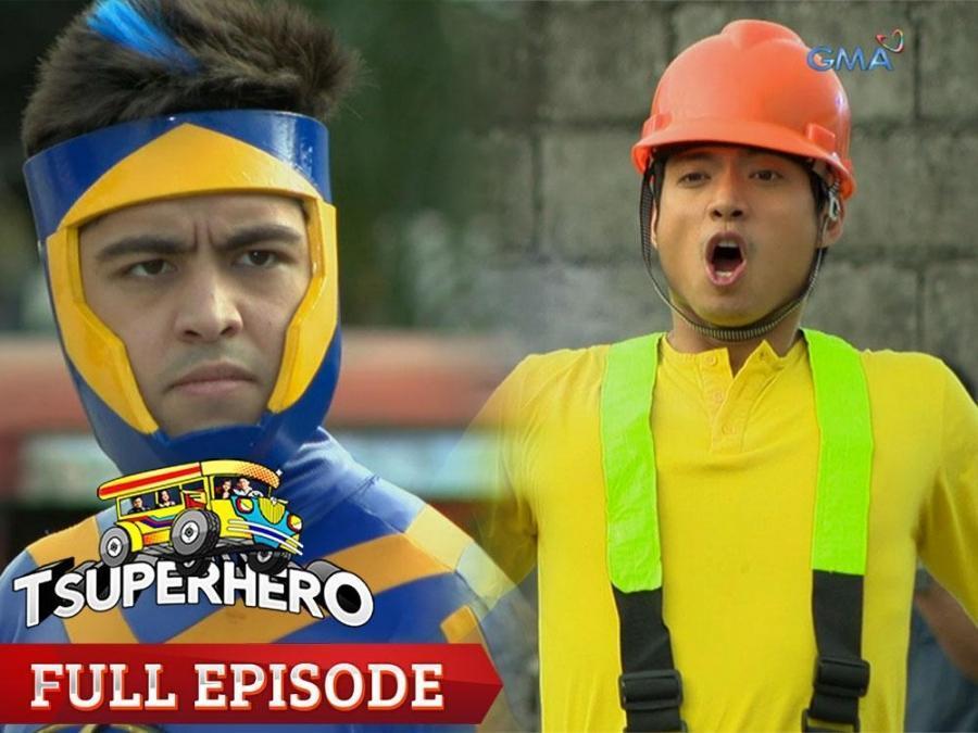 Tsuperhero: Han Hangin vs Tsuperhero | Full Episode 10 - Tsuperhero