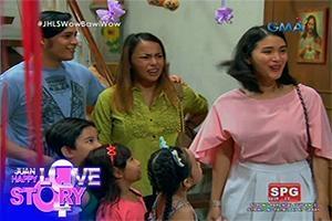 Juan Happy Love Story:  Baby shower