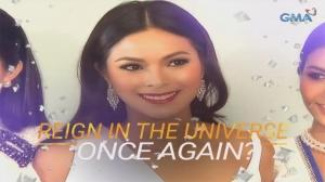 Will the Filipina beauty reign in the universe once again?