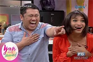 Yan Ang Morning!: Laughtrip pa more!