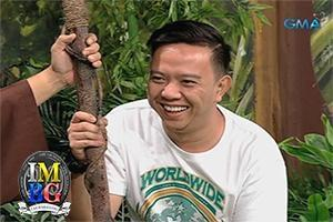 'Bubble Gang' Bloopers: Welcome back, James!