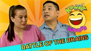 Kuwela Minute: Battle of the brains