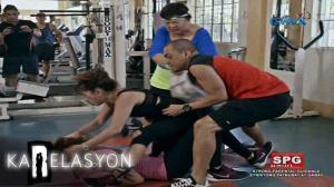 Karelasyon: Selosang asawa sumugod sa gym ni mister