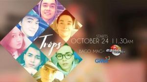 'TROPS' simula na this October 24!