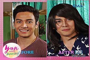 Yan Ang Morning!: Jak Roberto at Rodjun Cruz, pak na pak sa kanilang new look
