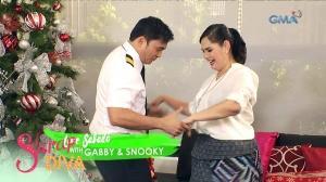 Sarap Diva Teaser: Love Sabado with Snooky Serna and Gabby Concepcion