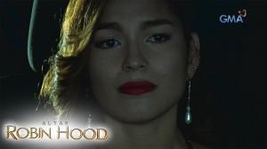Alyas Robin Hood: Venus the martyr