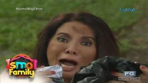 Ismol Family: Frustrated actress si Mama A!