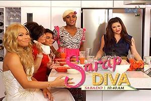 Sarap Diva: Tawanang walang humpay kasama sina Nura, Velma, at Mariah!