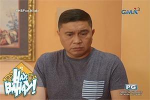 Hay Bahay!: Rich kid no more na si Mael