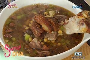Sarap Diva: Crispy Pata with Mais