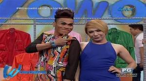 Wowowin: English lesson with DonEkla