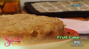 Sarap Diva: Fruit cake in rice cooker by LJ Reyes
