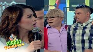 Sunday PinaSaya: May dayaan sa 'That's my talent'?