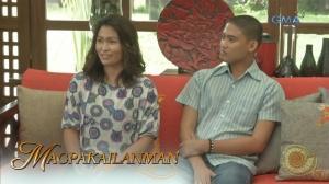 Magpakailanman:  Lost phone, love found (Full interview)