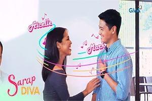Sarap Diva: How did Mark Zambrano start courting Aicelle Santos?