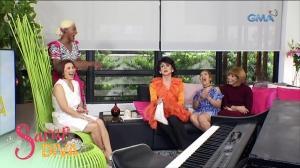 Sarap Diva: Kantahan galore weekend!