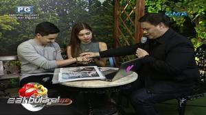 Eat Bulaga: Alden Richards at Maine Mendoza, binasbasan para sa kanilang kasal