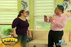 Pepito Manaloto: Fixing the settlements