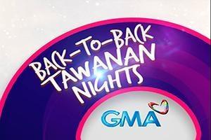 The best ang tawanan nights sa Kapuso Network!
