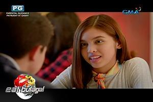Eat Bulaga: Favorite scene ni Maine Mendoza sa 'Imagine You and Me,' ipinasilip
