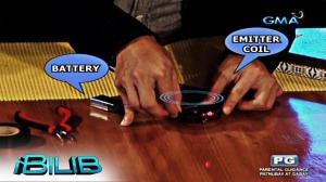 iBilib: Know how wireless electricity transmission works!