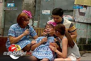 Eat Bulaga: Lola Nidora, nag-agaw-buhay