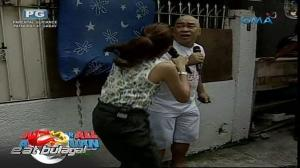 Eat Bulaga: Maine Mendoza at Wally Bayola, nag-mini drama