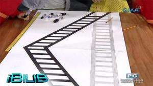 iBilib: Make your own 3D ladder
